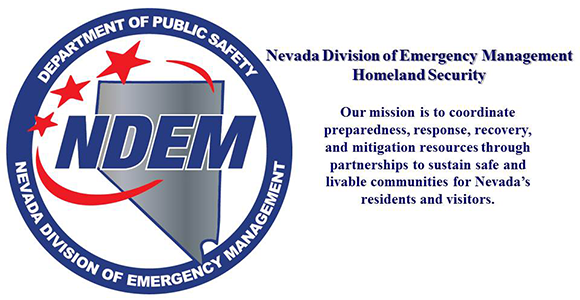 Nevada Division of Emergency Management Logo